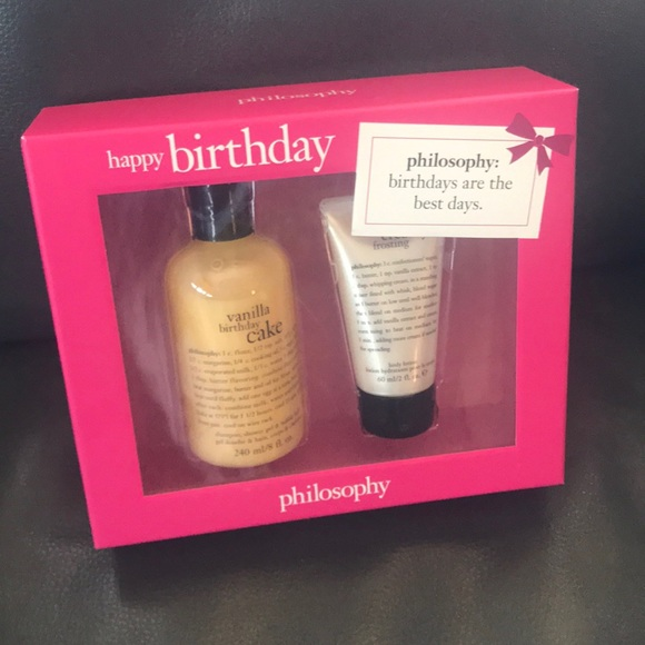 Philosophy Birthday Gift Set